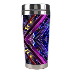 Galaxy Stainless Steel Travel Tumbler