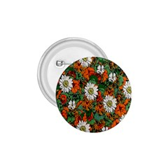 Flowers 1.75  Button