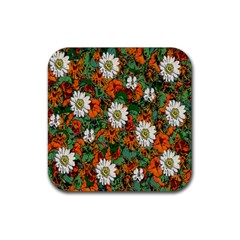 Flowers Drink Coasters 4 Pack (Square)