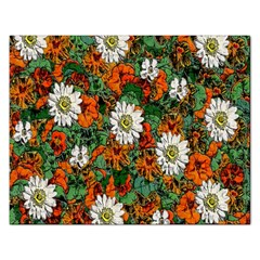 Flowers Jigsaw Puzzle (rectangle)