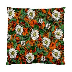 Flowers Cushion Case (Two Sided)