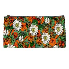 Flowers Pencil Case
