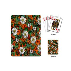Flowers Playing Cards (Mini)