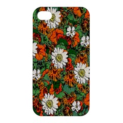 Flowers Apple Iphone 4/4s Hardshell Case