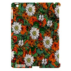 Flowers Apple Ipad 3/4 Hardshell Case (compatible With Smart Cover)