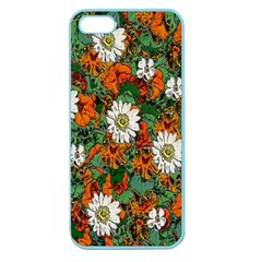 Flowers Apple Seamless iPhone 5 Case (Color)