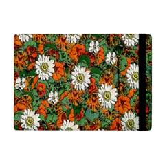 Flowers Apple iPad Mini Flip Case