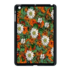 Flowers Apple Ipad Mini Case (black)