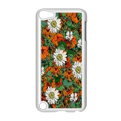 Flowers Apple iPod Touch 5 Case (White)