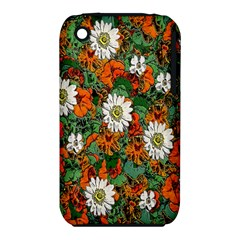 Flowers Apple iPhone 3G/3GS Hardshell Case (PC+Silicone)