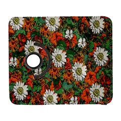Flowers Samsung Galaxy S  III Flip 360 Case
