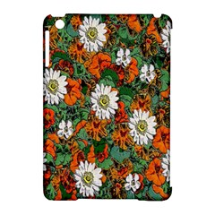 Flowers Apple iPad Mini Hardshell Case (Compatible with Smart Cover)