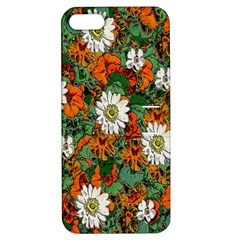 Flowers Apple iPhone 5 Hardshell Case with Stand