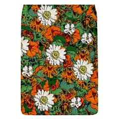 Flowers Removable Flap Cover (Small)