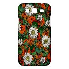 Flowers Samsung Galaxy Mega 5 8 I9152 Hardshell Case