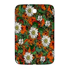 Flowers Samsung Galaxy Note 8.0 N5100 Hardshell Case