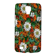 Flowers Samsung Galaxy S4 Active (I9295) Hardshell Case