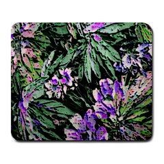 Garden Greens Large Mouse Pad (rectangle)
