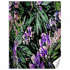 Garden Greens Canvas 12  x 16  (Unframed)