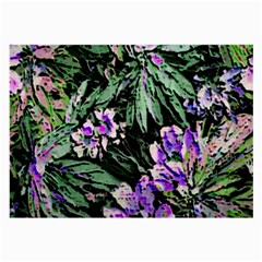 Garden Greens Glasses Cloth (Large, Two Sided)