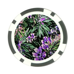 Garden Greens Poker Chip (10 Pack)