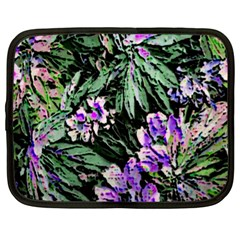Garden Greens Netbook Sleeve (XL)
