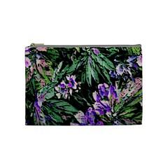Garden Greens Cosmetic Bag (medium)