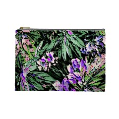 Garden Greens Cosmetic Bag (Large)