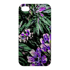 Garden Greens Apple iPhone 4/4S Hardshell Case