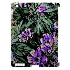 Garden Greens Apple iPad 3/4 Hardshell Case (Compatible with Smart Cover)