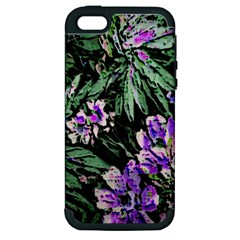 Garden Greens Apple iPhone 5 Hardshell Case (PC+Silicone)