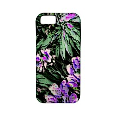 Garden Greens Apple iPhone 5 Classic Hardshell Case (PC+Silicone)