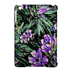 Garden Greens Apple Ipad Mini Hardshell Case (compatible With Smart Cover)