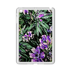 Garden Greens Apple iPad Mini 2 Case (White)