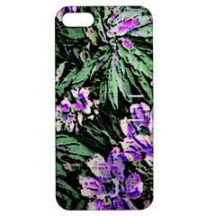 Garden Greens Apple iPhone 5 Hardshell Case with Stand