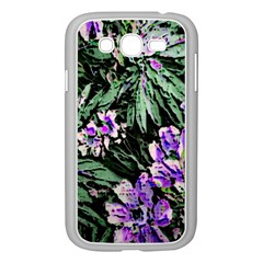 Garden Greens Samsung Galaxy Grand DUOS I9082 Case (White)