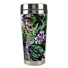 Garden Greens Stainless Steel Travel Tumbler