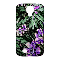 Garden Greens Samsung Galaxy S4 Classic Hardshell Case (PC+Silicone)