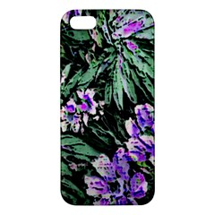 Garden Greens iPhone 5S Premium Hardshell Case