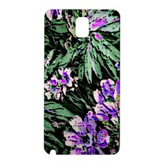 Garden Greens Samsung Galaxy Note 3 N9005 Hardshell Back Case