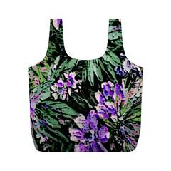 Garden Greens Reusable Bag (m)