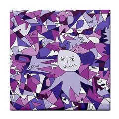 Fms Confusion Ceramic Tile