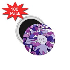 Fms Confusion 1.75  Button Magnet (100 pack)