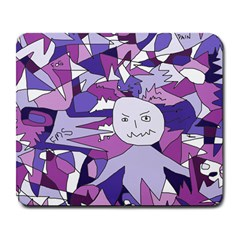 Fms Confusion Large Mouse Pad (Rectangle)