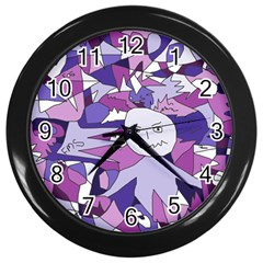 Fms Confusion Wall Clock (Black)