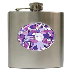 Fms Confusion Hip Flask