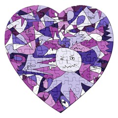 Fms Confusion Jigsaw Puzzle (heart)
