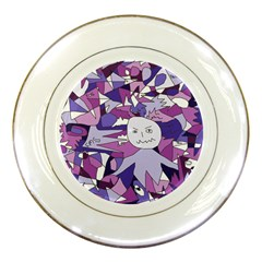 Fms Confusion Porcelain Display Plate