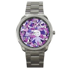 Fms Confusion Sport Metal Watch