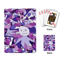 Fms Confusion Playing Cards Single Design